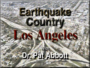 Earthquake Country L.A.